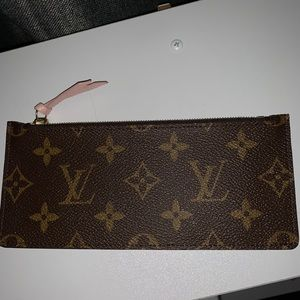 Louis Vuitton Josephine Removable Zip Coin Pouch
